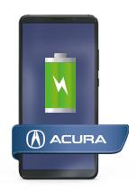 Baterii Acura